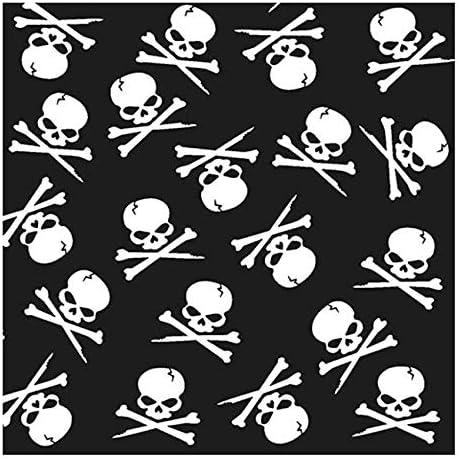 Halloween Skull Napkins