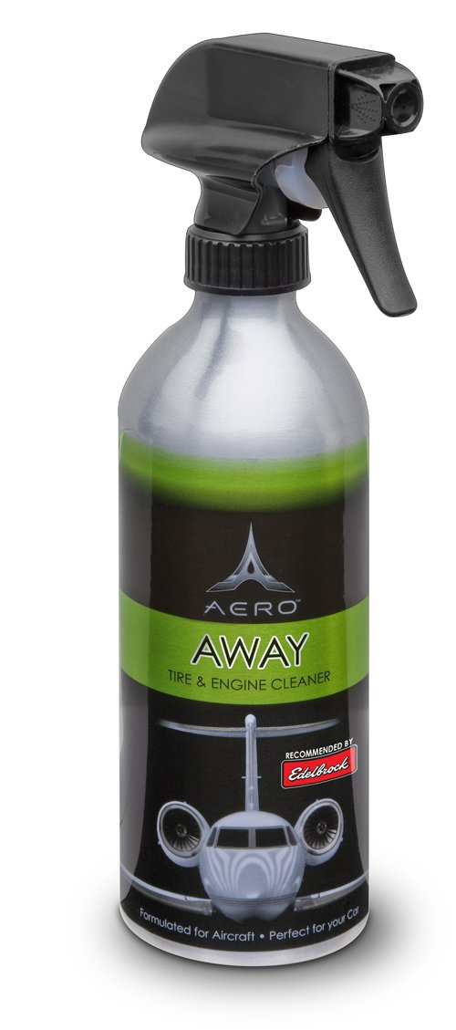 Aero 5695 Away Tire and Engine Degreaser - 16 oz.