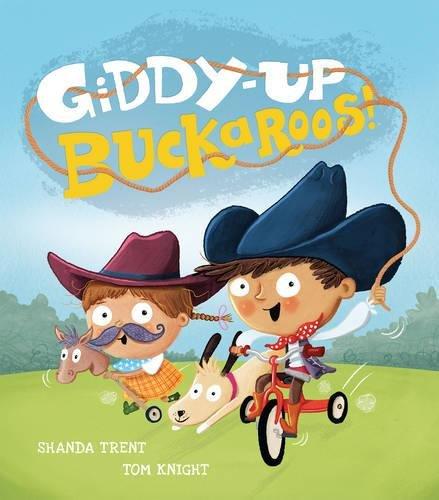 Download Giddy-Up, Buckaroos! pdf epub
