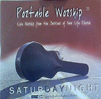 New Life Church, Jared Anderson - Portable Worship 3: Live