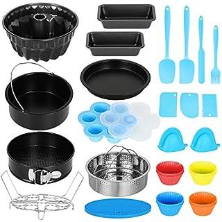 Esjay Accessories for Instant Pot 6, 8Qt, Ninja Foodi 6.5, 8Qt, Air Fryer, Toaster Oven