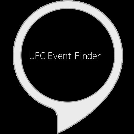 UFC Event Finder