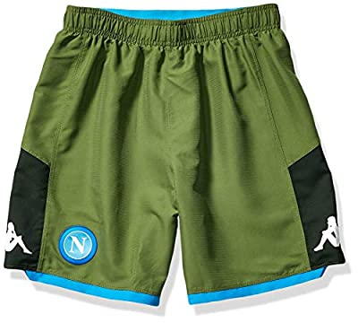 SSC NAPOLI Men's Away Match Shorts 2019/2020