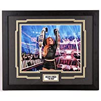 $229 » Becky Lynch Signed Autographed 11x14 Framed Photo Authentic 5 The Man WWE - JSA Certified - Autographed Wrestling Photos