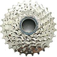 DNP 7 Speed Screw on Freewheel Nickel Plate 11-28T, ST1780