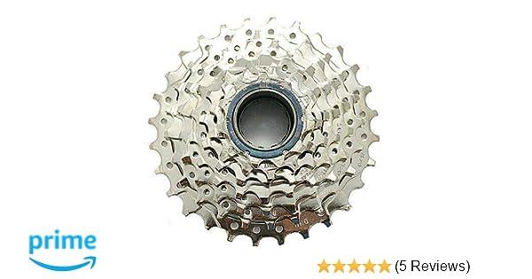 DNP 7-Speed Screw-on MTB Bike Bicycle Freewheel Nickel Plate 11-28T SRAM