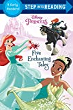 Best Disney Princess 3 Year Old Books - Five Enchanting Tales (Disney Princess) (Step into Reading) Review