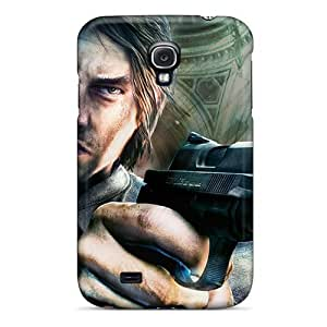 New Premium YJNQwIP4490mFPSZ Case Cover For Galaxy S4/ Alone In The Dark Hd Protective Case Cover
