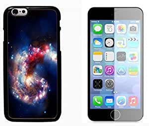 Hipstr Nebula Hard Plastic and Aluminum Back Case FOR Apple iPhone 6 6G 4.7