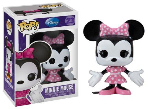 - Funko POP Disney Minnie Mouse Vinyl Figure