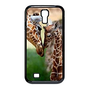 diy Cell phone Cases Of Angel Bumper Plastic Hard Case For Samsung Galaxy S4 i9500