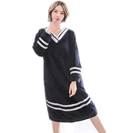SEX Autumn And Winter Flannel Bathrobe Lady Thickened Keep Warm Long Sleeves  Tracksuit  d817d946a