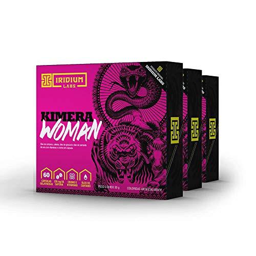 Kimera Woman - 60 comps - Kit 3 caixas