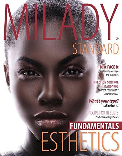 Pdf Health Milady Standard Esthetics: Fundamentals