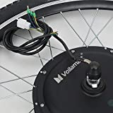 "Voilamart Electric Bicycle Wheel Kit 26"" Front"