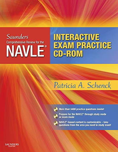 Saunders Comprehensive Review for the NAVLE® Interactive Exam Practice CD-ROM