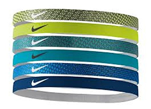 NIKE Printed Headbands Assorted Color Pack