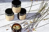 Organic Clearing Nourishing Herbal Facial Steam, Replenishing Organic Bath Soak, Gifts for Her / Him, Natural Lavender Rose Petals Chamomile