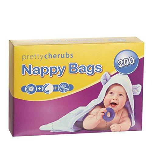 Pretty Cherubs Bolsas para pa/ñales 200 unidades