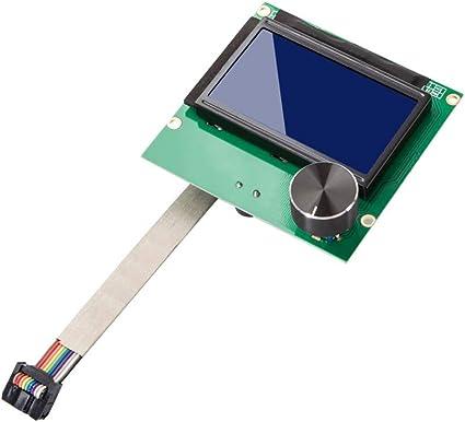 Aibecy Creality Pantalla LCD 3D Módulo controlador de pantalla ...