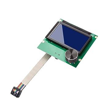 Aibecy Creality Pantalla LCD 3D Módulo controlador de ...