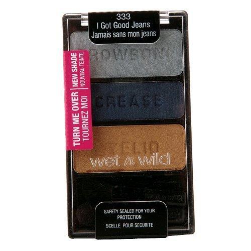 Wet n Wild Color Icon Eyeshadow Trio 333 I Got Good Jeans ()