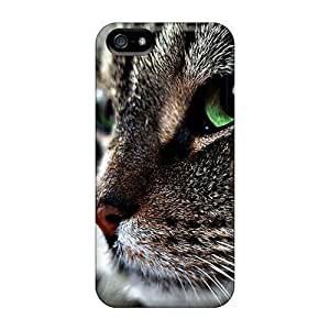 Iphone 6 plus 5.5 Cat Face Plastic cell phone Scratch-proof Protection Cases Covers cases miao's Customization case