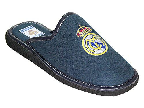 Andinas - Zapatilla Real Madrid, Color Marino, Talla 41: Amazon.es: Zapatos y complementos