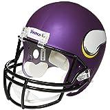 Riddell NFL Minnesota Vikings Deluxe Replica Helmet