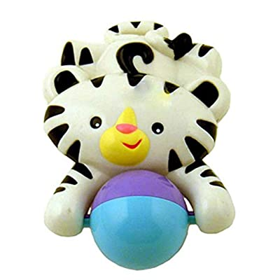 FISHER PRICE Baby Infant Play Activity Gym Replacement PARTS (Toys, Mat / Pad, L1664 / Tiger - 1-2-3 Rainforest Musical Gym : Baby