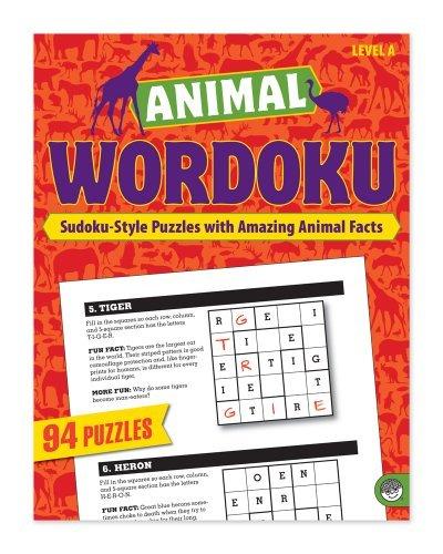 MindWare Animal Wordoku by MindWare
