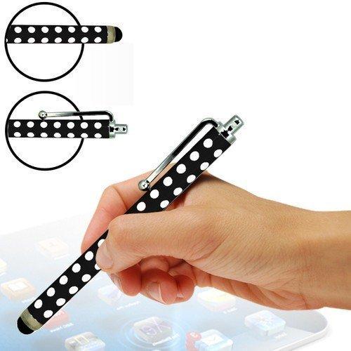 N4U Online - Polka Dot Apple Iphone 3GS High Sensitive Stylet - Noir