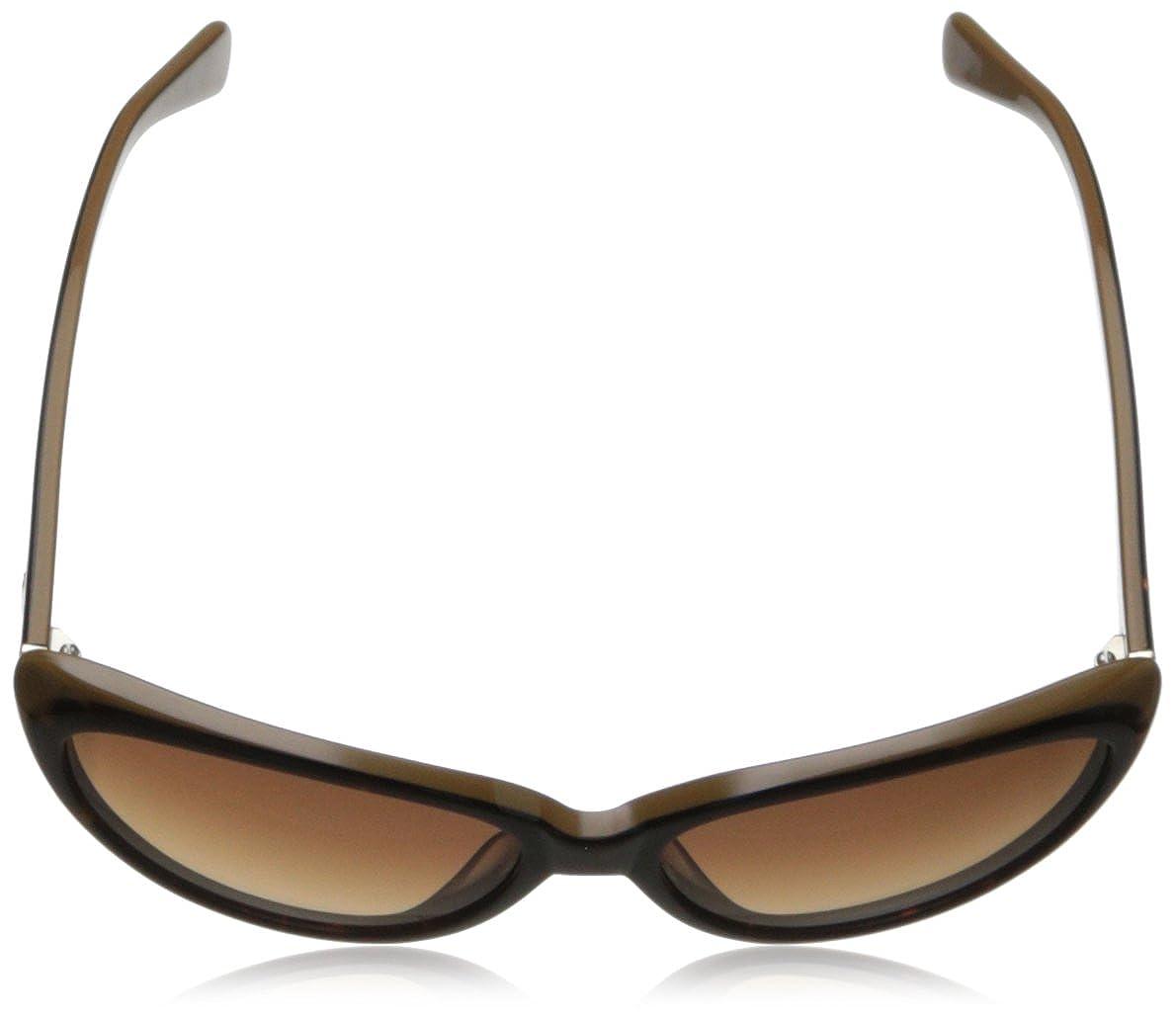 93e4ddfa4c Amazon.com  O by Oscar de la Renta Eyewear Women s SSC5118 Cateye Sunglasses