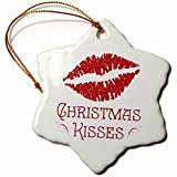 3dRose Russ Billington Christmas Designs - Sparkly Red - Best Reviews Guide
