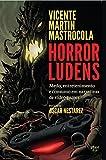 capa de Horror Ludens: Medo, Entretenimento E Consumo Em Narrativas De Video Games