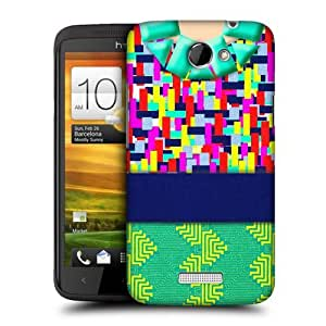 Head Case Designs Tokyo City Runway Protective Snap-on Hard Back Case Cover for HTC One X by icecream design