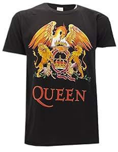 Camiseta de Noir Queen–De manga Original–Send from tshirteria de XS S M L XL negro Talla:Extra Large