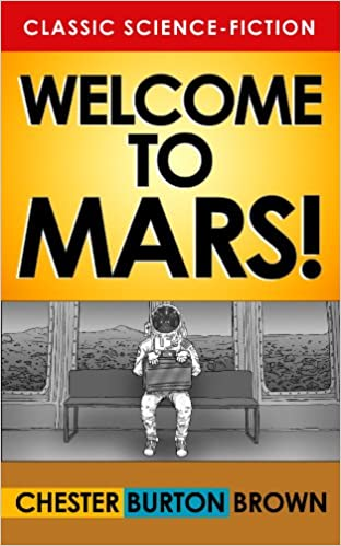 Welcome to Mars!