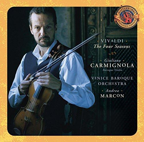 Four Seasons (Exp) by Giuliano Carmignola (2003-09-30)