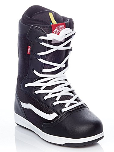 Snowboard Boots Mantra White Black Red Vans gaqffU