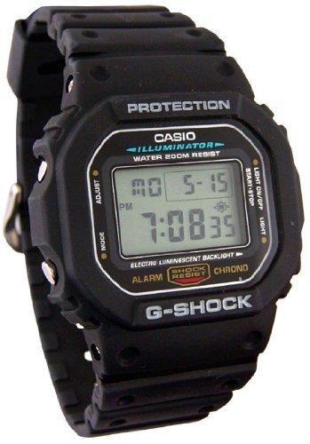 Casio para hombre G-SHOCK reloj digital, con cuarzo Digital Movimiento, y multifunción calendario, Cronómetro, ...