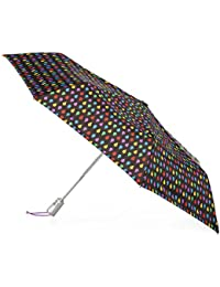 Auto Open Close Umbrella, Black Rain