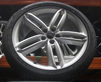 Original Audi A6 4 G 4 G9 C7 Allroad 4 g9601025b Invierno ruedas 20 pulgadas como nuevo 1037 de c: Amazon.es: Coche y moto