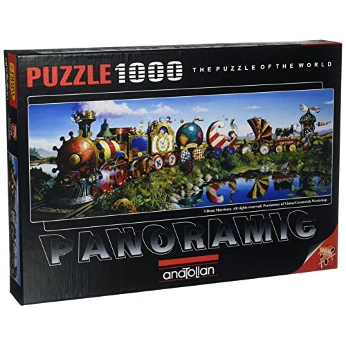 Anatolian Story Train Jigsaw Puzzle (1000 Piece) hot sale