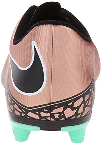 Ii Sportive Fg Red Bronze Scarpe Hypervenom green Uomo Phade black Nike Glow EXqR1n