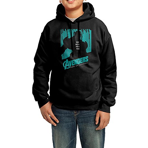 - Only One Path To Place Avengers Youth Classic Pullover Athletic Sweatshirt Hoodies