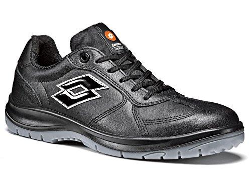 Lotto Works–Zapato Logos 900S3SRC, negro negro
