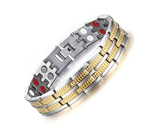 Titanium Healthy Magnetic Therapy Bracelet product image