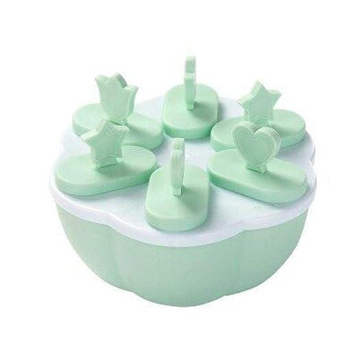 Molde de heladoCubo de hielo ice box_ice molde de la torta paleta ...