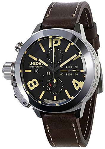 U-Boat CLASSICO 50 TUNGSTENO MOVELOCK